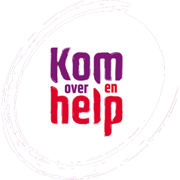 Kom over en Help Logo